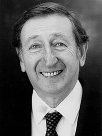 David Patterson – Founder President: a tribute - david-patterson_bw